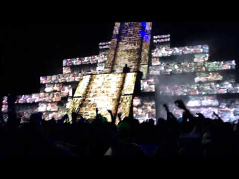 David Heartbreak Live at Electric Zoo 2014 Mexico Trap