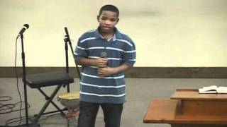 12 y.o. Jayden McKenzie_Basic Requirements for an End Time Youth_ #1 The Fear of the Lord