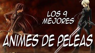 Los 10 Mejores Animes De Peleas