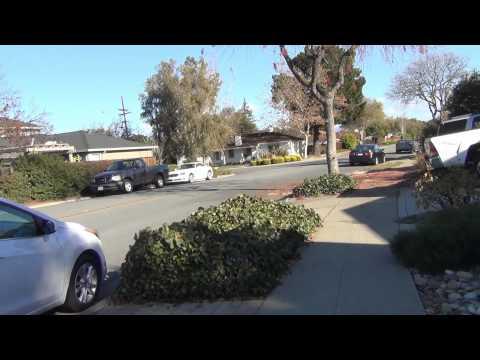 США 928: Прогулка по городу Саннивейл (Sunnyvale) - суббота 7 декабря, 2013 года