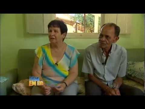 Brasília amarela ajuda casal a realizar sonho de reencontrar parente