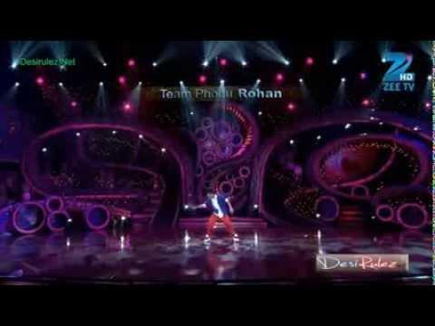Dance India Dance! DID ka tashan (Rohan best performance) 29th september 2013