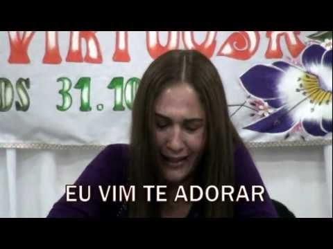 QUERO MAIS DE TI - JESANA CASTRO - FAIXA 09 DO 3º CD PERFIL DE VENCEDOR