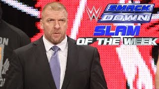 Bow Down to the Kings - WWE SmackDown Slam of the Week 21/11