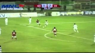 Full match : AFF U19 2013 Indonesia vs Vietnam  (1-2 )14 Sept 2013