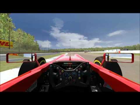 GSC2013 Formula cars, Hockenheim