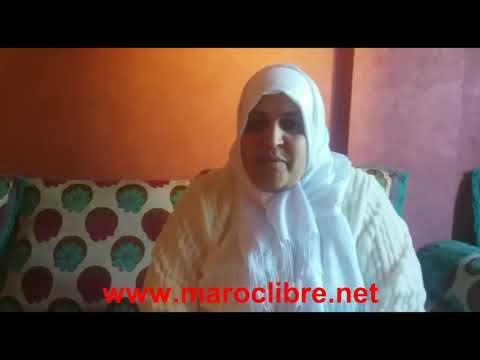 حصري – أول ظهور إعلامي لزوجة الشرطي المقتول ببني ملال : مازال المجرم كيهددني