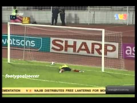 Sime Darby 3-0 Selangor [Watson Piala Malaysia 27-08-13]