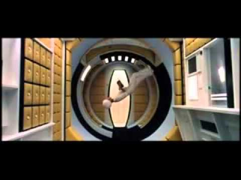 2001: A Space Odyssey - Space Helmet Trailer and iPhone 4 and iPhone 5 Case