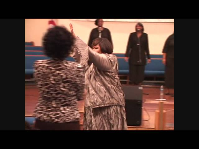 "JSWF Holy Convocation Premusical (Chrystal Rucker sings ""You Deserve My Worship"")"