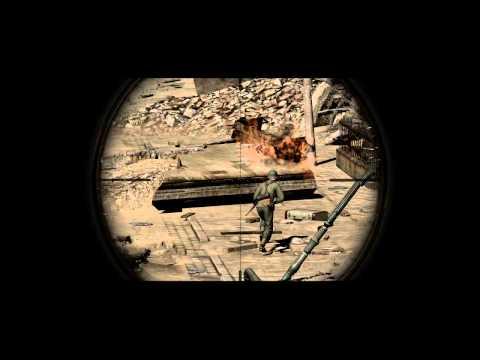 БУКА анонсирует издание Sniper Elite V2 в России!
