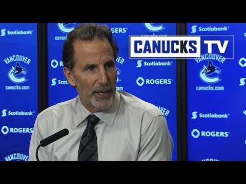 John Tortorella post-game vs Islanders (Mar. 10, 2014)