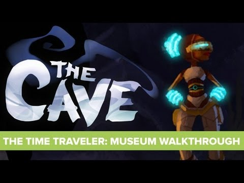 The Cave Time Traveler Walkthrough - Time Traveler Quest - The Museum
