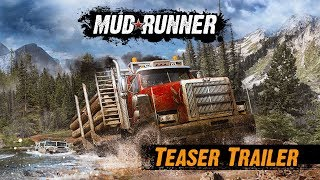 Spintires: MudRunner - American Wilds Teaser Trailer