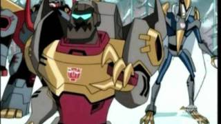 Transformers Animated The History Of The Dinobots