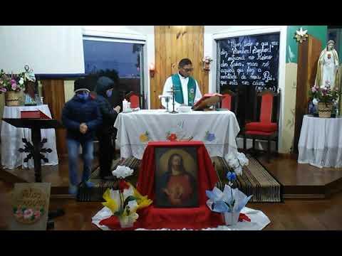 Santa Missa | 19.06.2021 | Sábado | Padre Francisco de Assis | ANSPAZ
