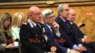 FEDERCHIMICA RAPPORTO ANNUALE CON MINISTRO GALLETTI IMMAGINI 21-10-14