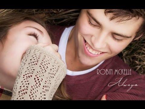 Robin Mckelle Always (Tradução) Tema de Ben e Anita Malhação Internacional - 2013 HD.