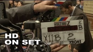 World War Z: Behind-the-Scenes Part 1 (Broll)