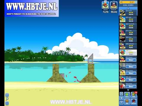Angry Birds Friends Tournament Week 65 Level 3 high score 101k (tournament 3)