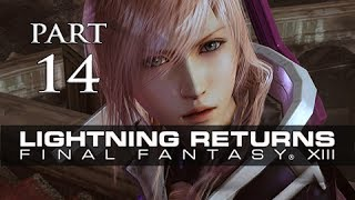Lightning Returns Final Fantasy XIII Walkthrough Part 14 - Luxerion Sidequests (Gameplay Let's Play)