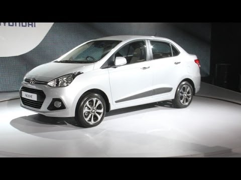 Hyundai Xcent Launched In India For Rs 4.66 Lakh !
