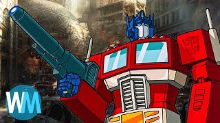 Top 10 Epic Transformers Franchise Moments