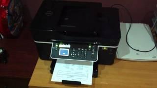 Dell V715w Printer Now Faster.MOV