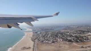 Etihad Airways A340-500 Takeoff Etihad 170 Los Angeles