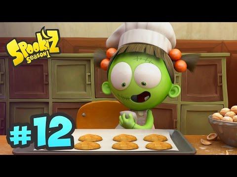 Spookiz 12 - Koláčiky
