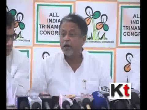 Amit Mitra and Mukul Roy speaks against Narendra Modi