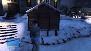 How To Spawn & Go To North Yankton Online & Go Inside The