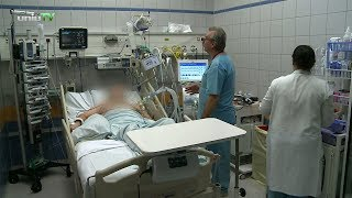 Új lélegeztetőgépek a Klinikai Központban