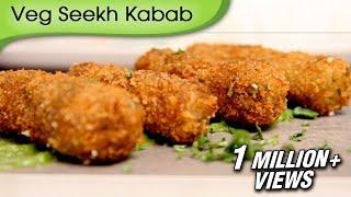 Veg Seekh Kebab..