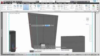 AutoCAD 2013: Surface Curve Extraction