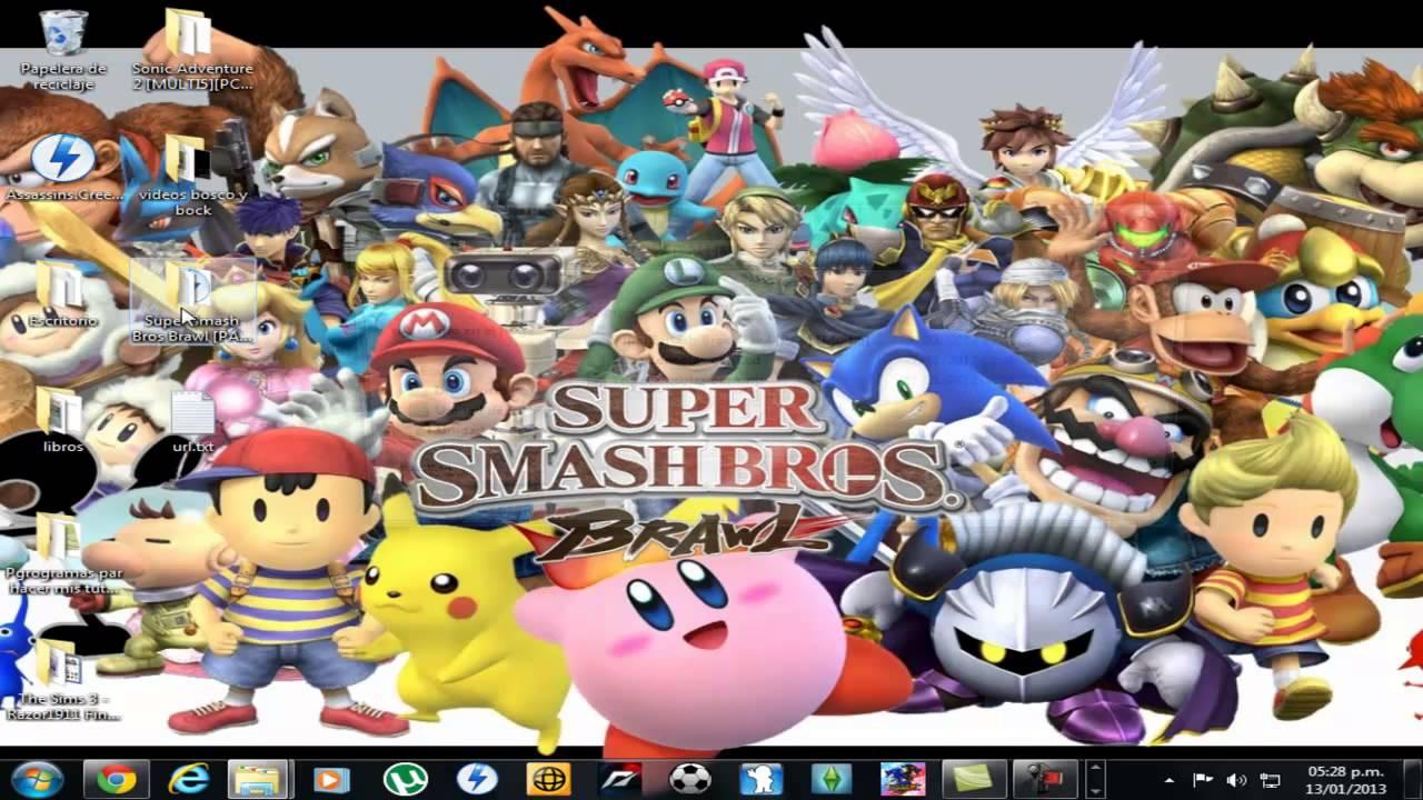 super smash flash 2 melee
