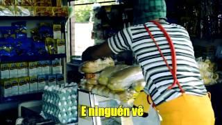 Criminalidade em Porto Velho traduzida em humor - Confira -