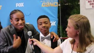 Kida Wins So You Think You Can Dance: The Next Generation