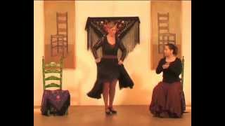 Aprende a bailar sevillanas. Parte 21