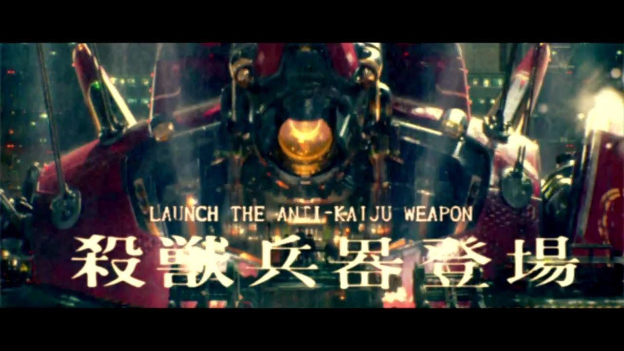 【Pacific Rim in TOHO Godzilla style】【Yao】
