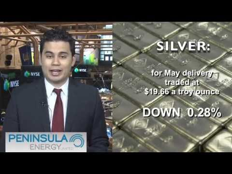 Commodities Report: April 28, 2014