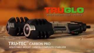 Tru Tec Carbon Pro Bow Stabilizer