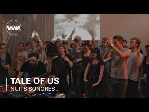 Tale of Us Boiler Room DJ Set at Nuits Sonores
