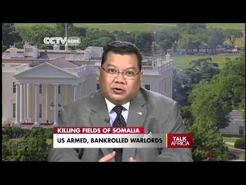 Talk Africa:  US policy in Somalia