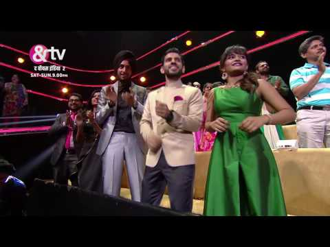Farhan Makes Everyone Jam On The Floor | Moment | Semi Final | The Voice India S2 | Sat-Sun | 9 PM