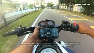 Demak Skyline Speedometer Accuracy Test With GPS