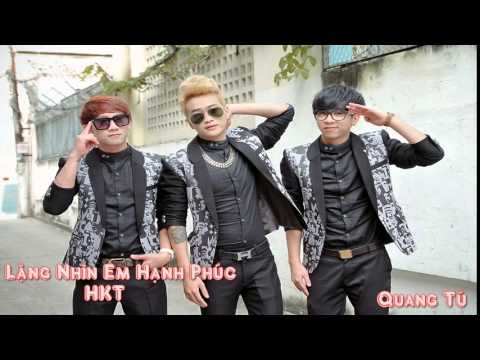 Lặng Lẽ Nhìn Em Hạnh Phúc [Remix] - HKT - DJ Srim Remix
