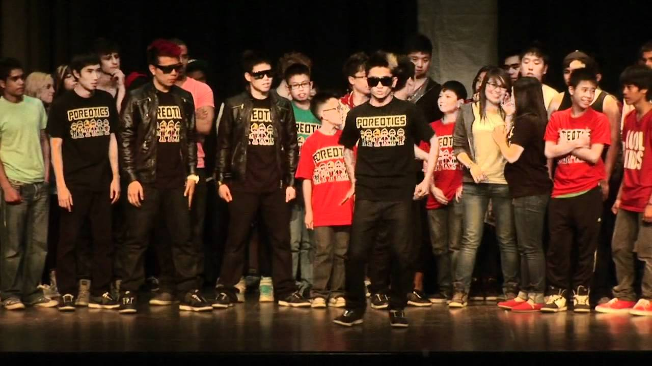 POREOTICS Dance Crew Freestyle Circle Session - Calgary ...