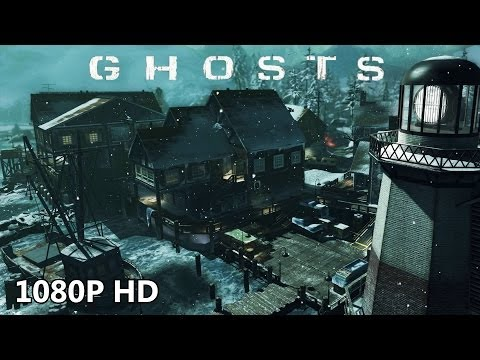 Call Of Duty Ghosts FREE-FOR-ALL!!!  Multiplayer - K.E.M. Srike Goofing Around COD GHOSTS 1080p HD