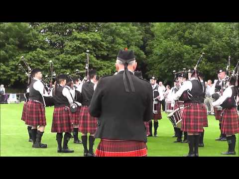 Portlethen and District: UK Championships 2014